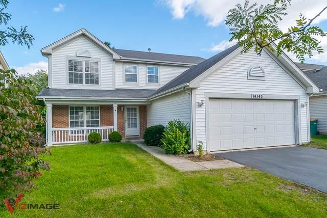 14143 S Longview Lane, Plainfield, IL 60544 (MLS #10552216) :: The Perotti Group | Compass Real Estate