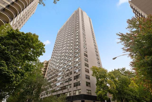 1445 N State Parkway #1902, Chicago, IL 60610 (MLS #10552240) :: The Spaniak Team
