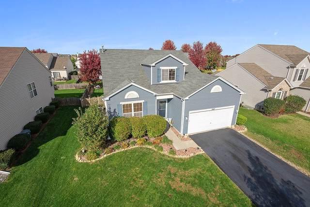 7417 Kenicott Lane, Plainfield, IL 60586 (MLS #10552269) :: The Dena Furlow Team - Keller Williams Realty