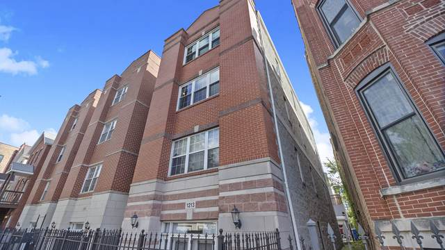 1213 N Honore Street #2, Chicago, IL 60622 (MLS #10552275) :: Property Consultants Realty