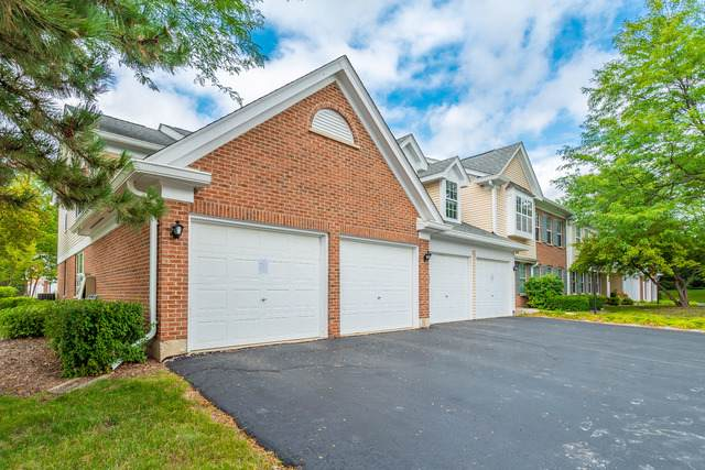 1407 Plum Court C, Mount Prospect, IL 60056 (MLS #10552295) :: The Perotti Group | Compass Real Estate