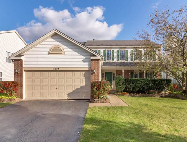 1612 Sierra Highlands Court, Plainfield, IL 60586 (MLS #10552336) :: The Wexler Group at Keller Williams Preferred Realty
