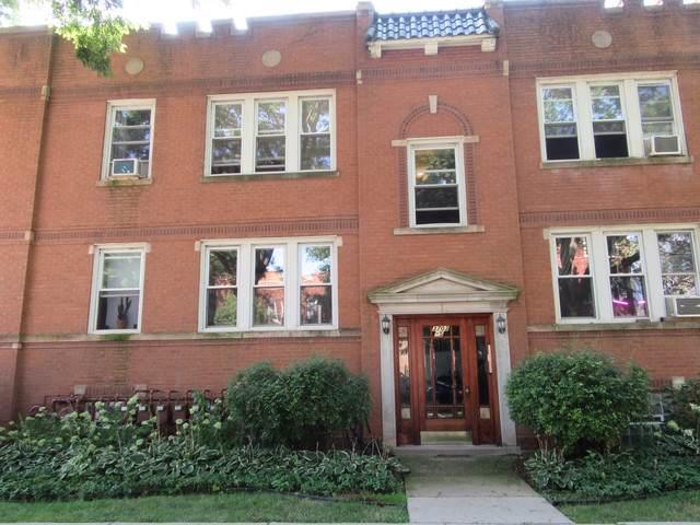 3703 W Eddy Street #2, Chicago, IL 60618 (MLS #10552353) :: Baz Realty Network   Keller Williams Elite