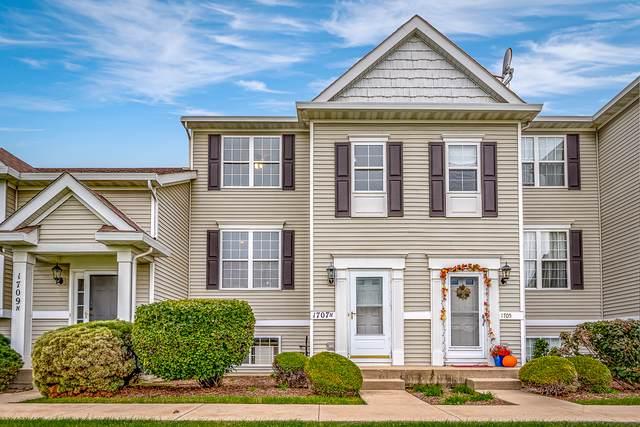 1707 Fieldstone Drive, Shorewood, IL 60404 (MLS #10552377) :: The Wexler Group at Keller Williams Preferred Realty