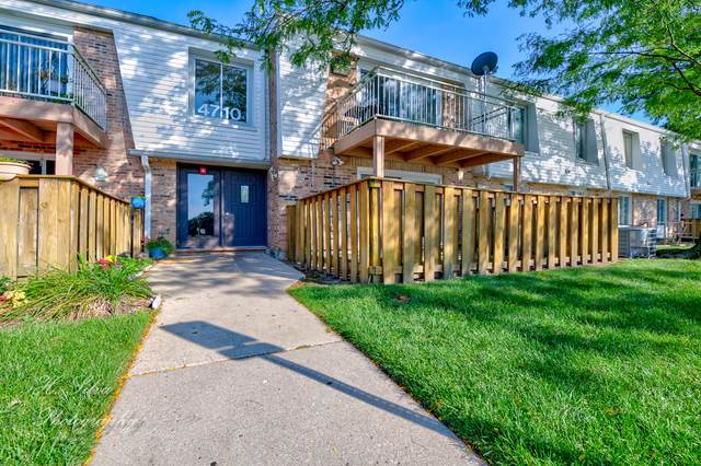 4710 Euclid Avenue 1D, Rolling Meadows, IL 60008 (MLS #10552390) :: The Perotti Group | Compass Real Estate