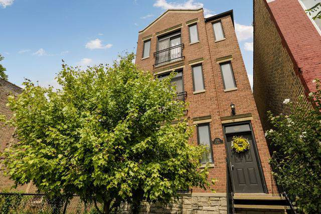 2526 W Warren Boulevard #1, Chicago, IL 60612 (MLS #10552420) :: Ryan Dallas Real Estate