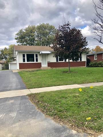 2406 Cedar Street, Rolling Meadows, IL 60008 (MLS #10552453) :: The Perotti Group | Compass Real Estate