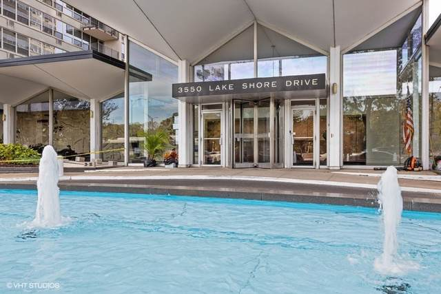 3550 N Lake Shore Drive #1505, Chicago, IL 60657 (MLS #10552470) :: Ryan Dallas Real Estate