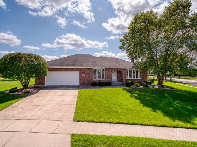 13325 Woodland Drive, Homer Glen, IL 60491 (MLS #10552484) :: The Wexler Group at Keller Williams Preferred Realty