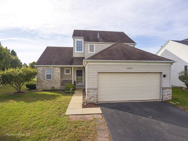 1465 Larkspur Court, Romeoville, IL 60446 (MLS #10552530) :: The Wexler Group at Keller Williams Preferred Realty