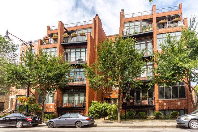 1740 W Belmont Avenue 2R, Chicago, IL 60657 (MLS #10552535) :: Property Consultants Realty