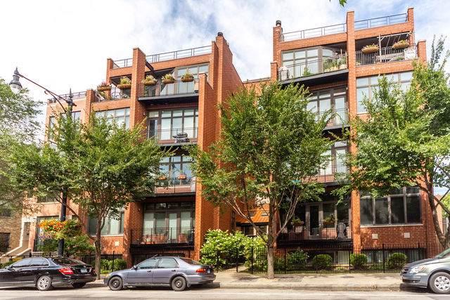 1740 W Belmont Avenue 2R, Chicago, IL 60657 (MLS #10552535) :: Ryan Dallas Real Estate