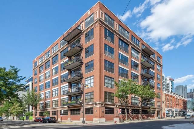 850 W Adams Street 4E, Chicago, IL 60607 (MLS #10552560) :: Ryan Dallas Real Estate