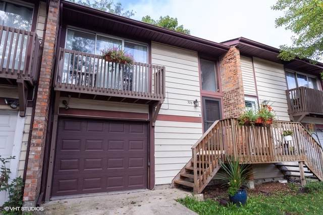 329 Grand Canyon Drive #1, Bolingbrook, IL 60440 (MLS #10552609) :: The Wexler Group at Keller Williams Preferred Realty