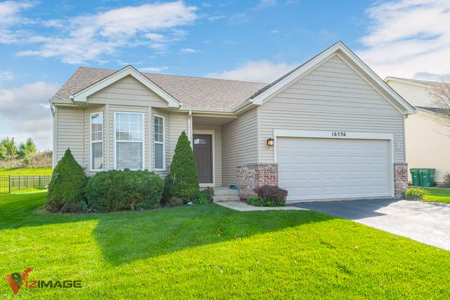 16536 Apache Drive, Lockport, IL 60441 (MLS #10552633) :: Property Consultants Realty