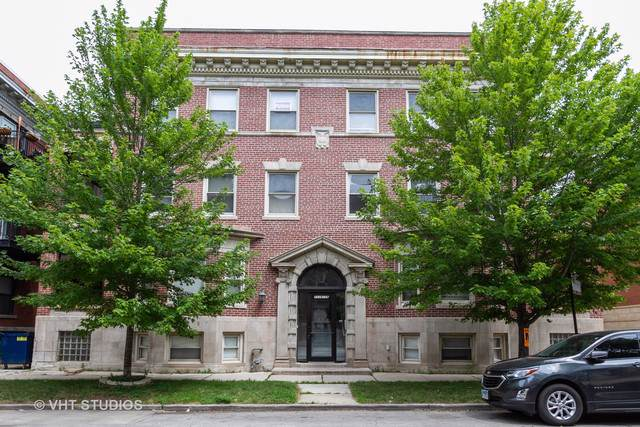 1116 E 46th Street 2W, Chicago, IL 60653 (MLS #10552638) :: Baz Realty Network | Keller Williams Elite
