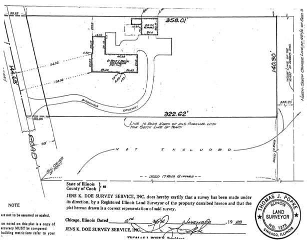 1115 Shermer Road, Glenview, IL 60025 (MLS #10552660) :: Ryan Dallas Real Estate