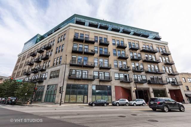 1645 W Ogden Avenue #411, Chicago, IL 60612 (MLS #10552730) :: Ryan Dallas Real Estate