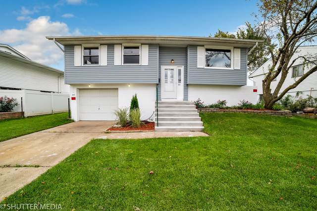 623 W Romeo Road, Romeoville, IL 60446 (MLS #10552736) :: Angela Walker Homes Real Estate Group