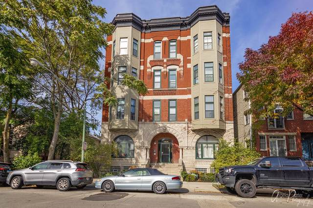 1746 W Huron Street 2E, Chicago, IL 60622 (MLS #10552807) :: Angela Walker Homes Real Estate Group