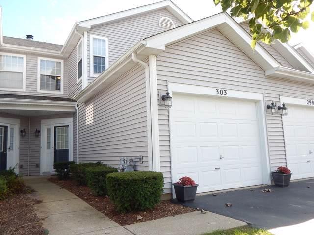 303 Glen Leven Court, Schaumburg, IL 60194 (MLS #10552835) :: Property Consultants Realty