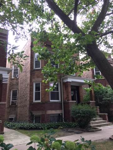 2043 W Cullom Avenue, Chicago, IL 60618 (MLS #10552842) :: Angela Walker Homes Real Estate Group