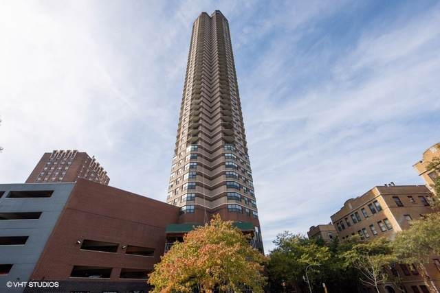 3660 N Lake Shore Drive #1705, Chicago, IL 60613 (MLS #10552863) :: Property Consultants Realty