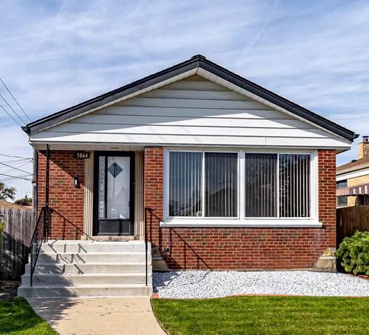 5844 S Melvina Avenue, Chicago, IL 60638 (MLS #10552874) :: RE/MAX IMPACT