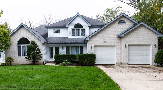 216 Olesen Drive, Naperville, IL 60540 (MLS #10552916) :: The Perotti Group | Compass Real Estate