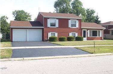 6244 W 94 Street, Oak Lawn, IL 60453 (MLS #10552923) :: The Wexler Group at Keller Williams Preferred Realty