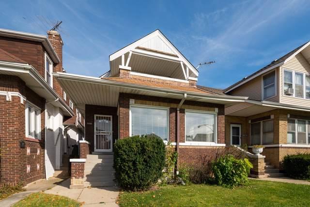 5252 W Warner Avenue, Chicago, IL 60641 (MLS #10552957) :: Ani Real Estate
