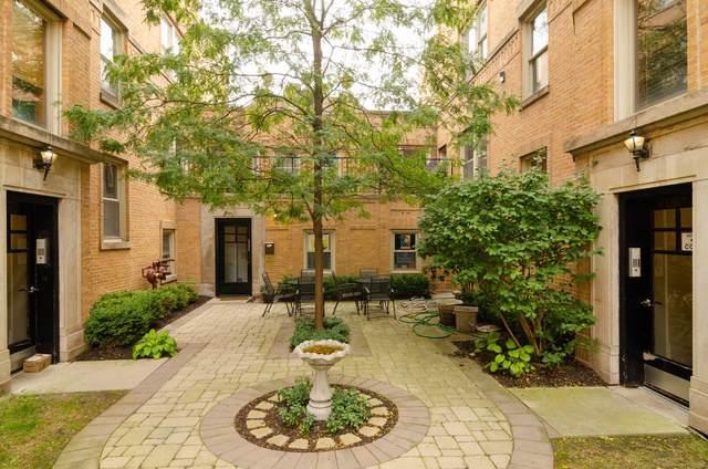 1671 W Farwell Avenue 1N, Chicago, IL 60626 (MLS #10552974) :: Ani Real Estate