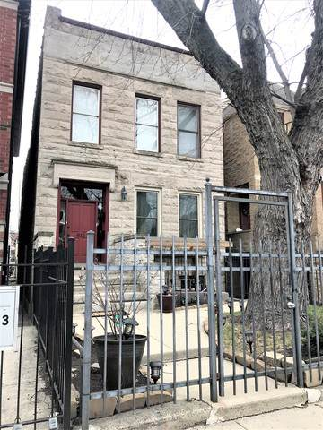 815 S Bell Avenue, Chicago, IL 60612 (MLS #10553067) :: Touchstone Group