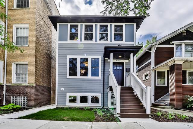 3305 W Eastwood Avenue, Chicago, IL 60625 (MLS #10553113) :: Baz Realty Network | Keller Williams Elite