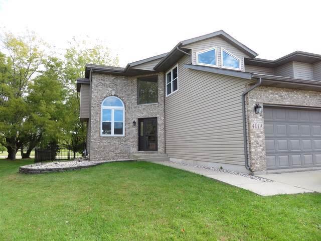 401 Flanagan Circle A, Minooka, IL 60447 (MLS #10553122) :: Berkshire Hathaway HomeServices Snyder Real Estate