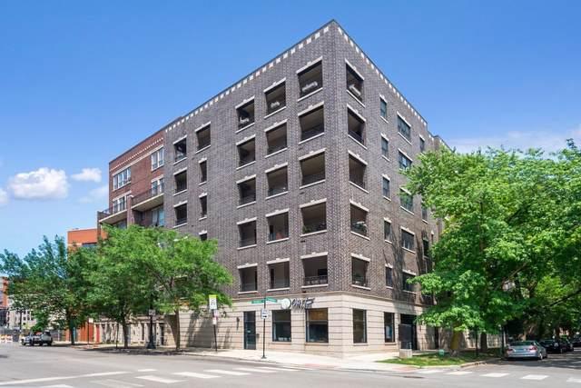 340 W Evergreen Avenue 6E, Chicago, IL 60610 (MLS #10553164) :: John Lyons Real Estate