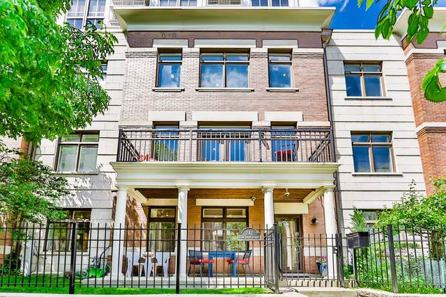 242 E 14th Street, Chicago, IL 60605 (MLS #10553204) :: Touchstone Group