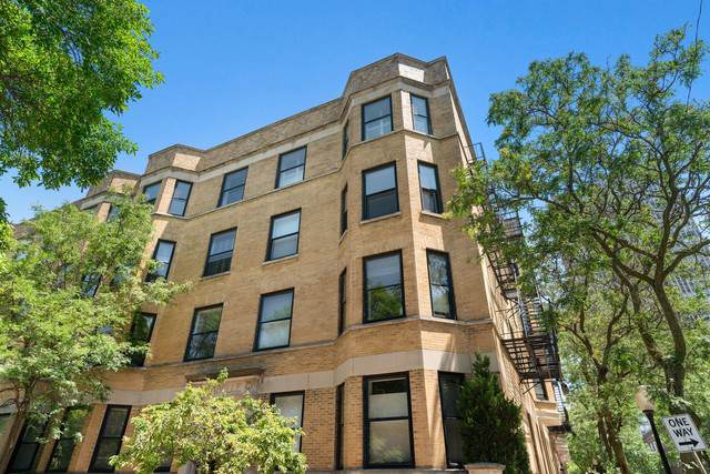 1703 N Crilly Court Ph, Chicago, IL 60614 (MLS #10553221) :: Property Consultants Realty