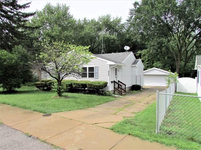 824 Warrior Street, Round Lake Heights, IL 60073 (MLS #10553303) :: Baz Realty Network | Keller Williams Elite