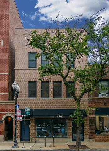 3809 N Lincoln Avenue #2, Chicago, IL 60613 (MLS #10553307) :: Touchstone Group