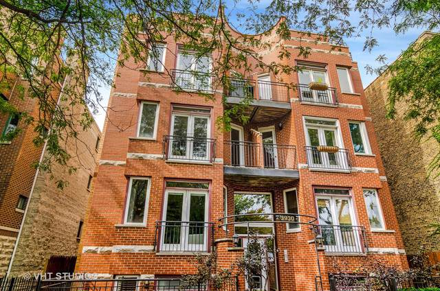 3930 N Southport Avenue 1S, Chicago, IL 60613 (MLS #10553308) :: Touchstone Group