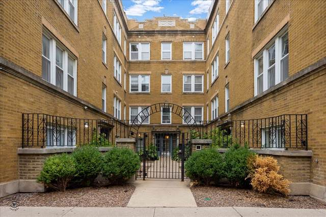 1434 W Roscoe Street #1, Chicago, IL 60657 (MLS #10553323) :: Touchstone Group