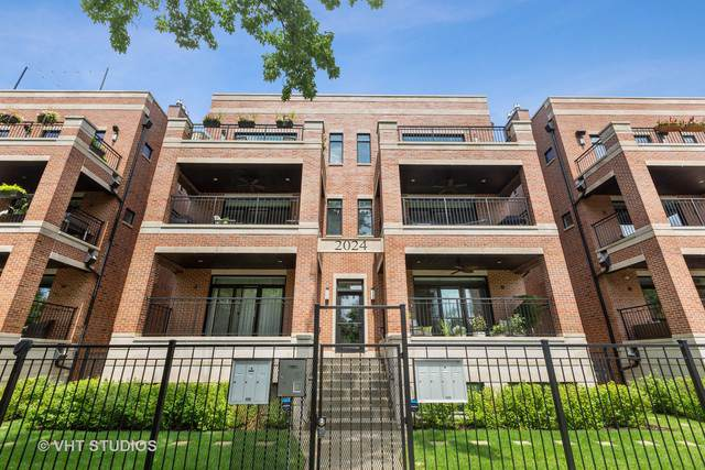 2024 W Lemoyne Street 2E, Chicago, IL 60622 (MLS #10553370) :: Property Consultants Realty