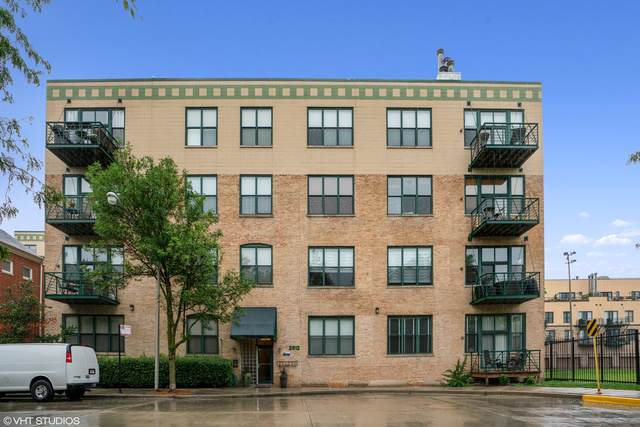 2512 N Bosworth Avenue #203, Chicago, IL 60614 (MLS #10553376) :: Touchstone Group