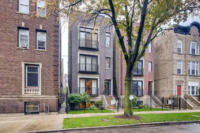 2023 N Mozart Street #1, Chicago, IL 60647 (MLS #10553437) :: Touchstone Group
