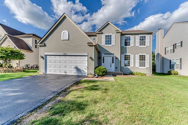 1574 Baytree Drive, Romeoville, IL 60446 (MLS #10553476) :: Property Consultants Realty