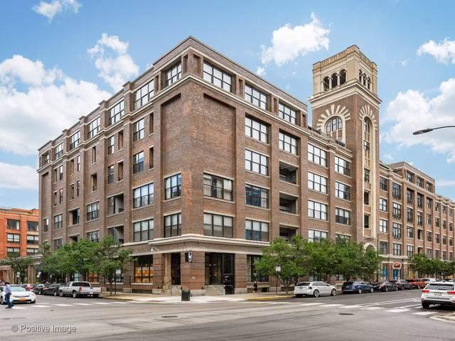 1000 W Washington Boulevard #515, Chicago, IL 60607 (MLS #10553478) :: Touchstone Group