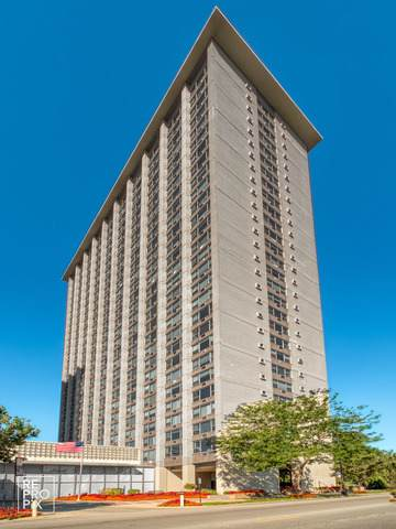 3600 N Lake Shore Drive #815, Chicago, IL 60613 (MLS #10553484) :: Touchstone Group