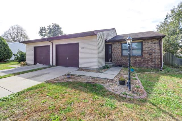 1703 Trails Drive A, Urbana, IL 61802 (MLS #10553488) :: Property Consultants Realty