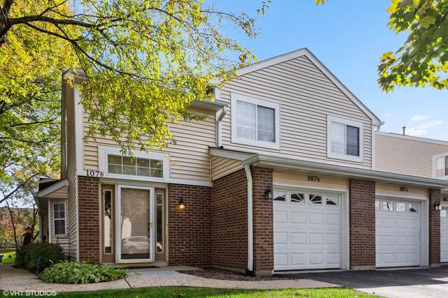 107 Winchester Drive B, Streamwood, IL 60107 (MLS #10553498) :: Ani Real Estate